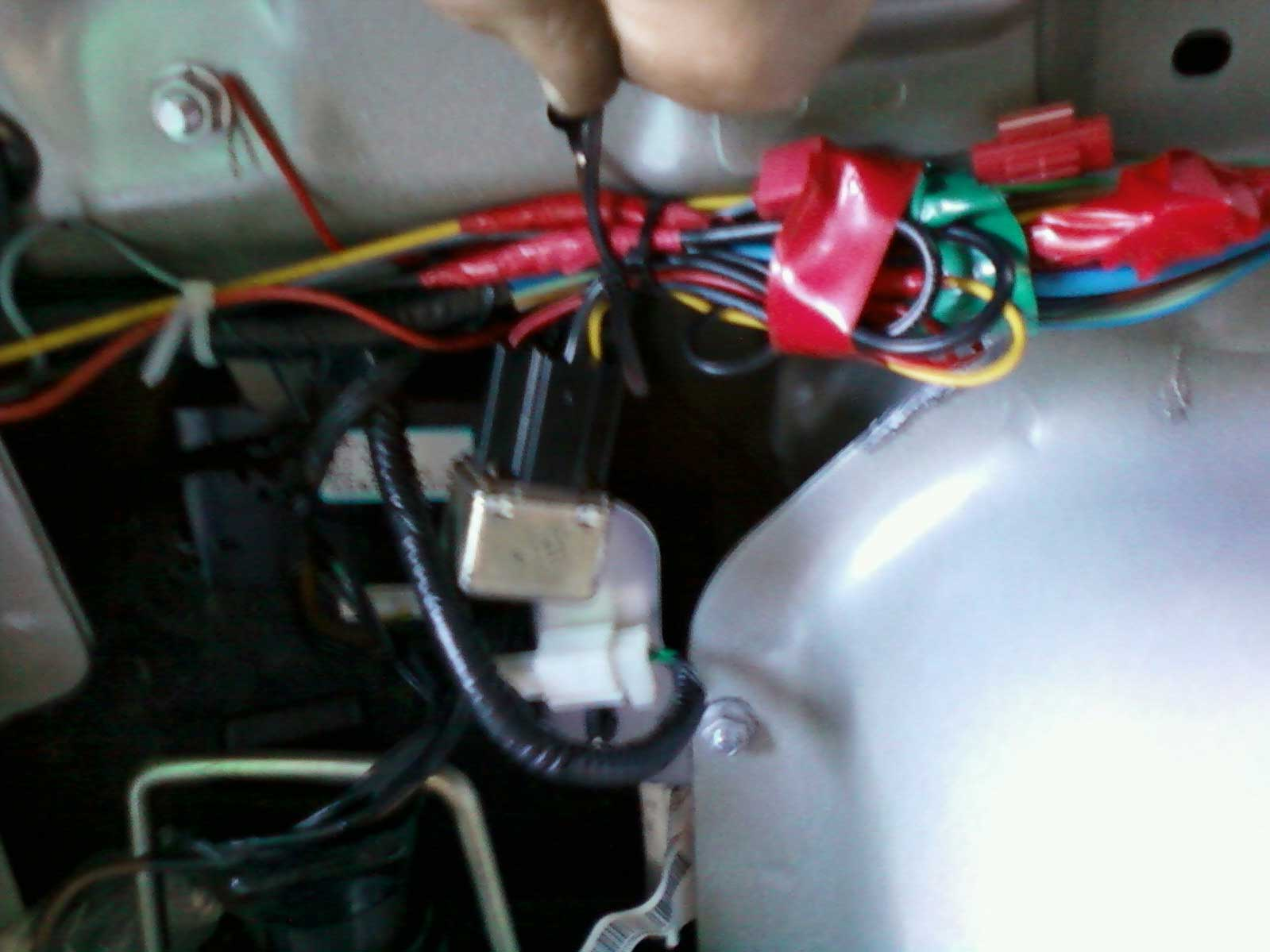 электрическая схема проводки на ховер